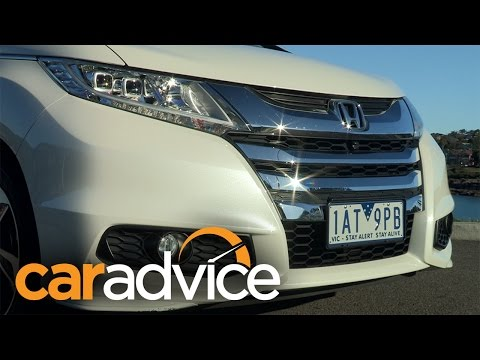 Honda Odyssey Review: Up Close and Personal