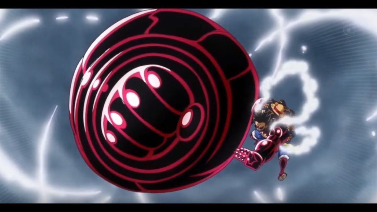 King Kong Gun - Luffy vs Doflamingo - Final blow (HQ REMAKE) - YouTube