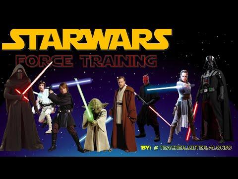 Star Wars force Training