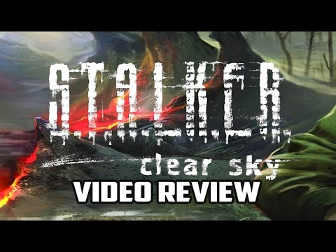 S.T.A.L.K.E.R.: Clear Sky PC Game Review - WORST GAME IN THE SERIES