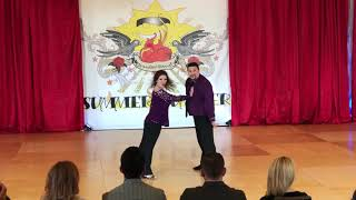 Summer Hummer 18 - Rising Star - Michael Collette & Heather Lombardi