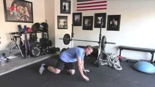 Chris Powell - 9 Minute Mission:  Drill Sargeant