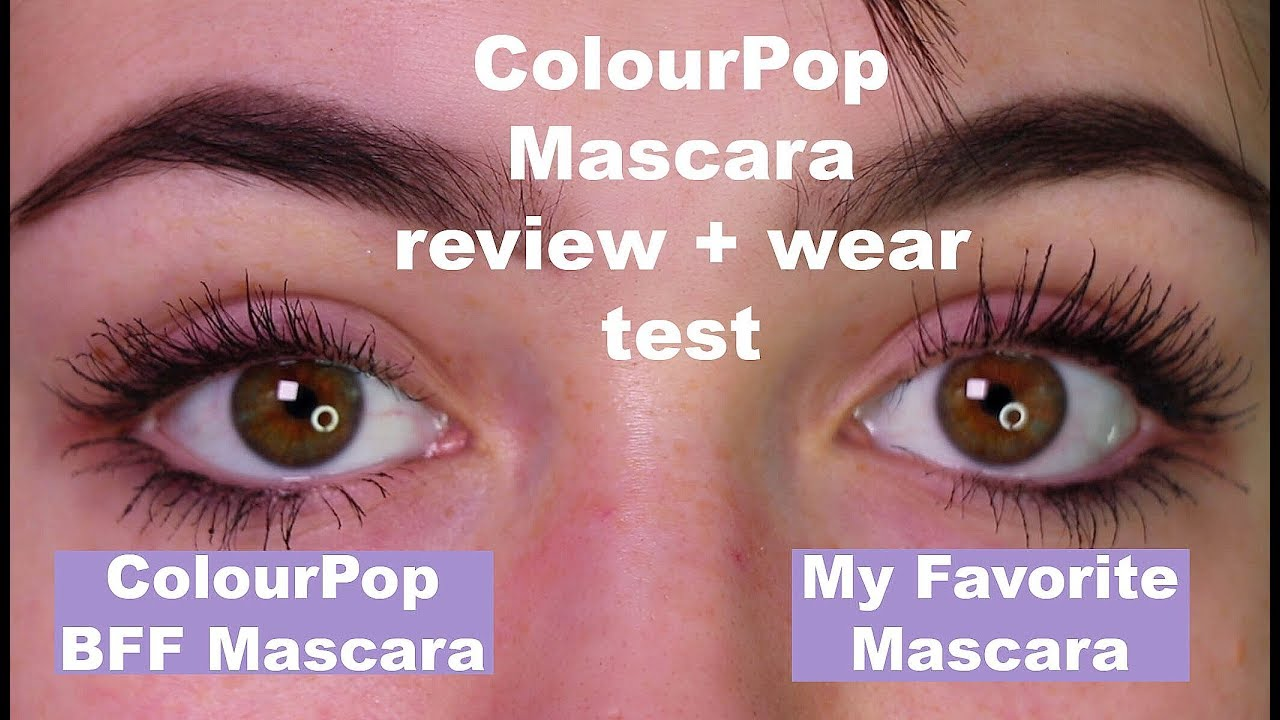 BFF Mascara by Colourpop #5