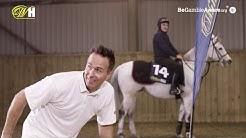 Man v Horse - AP McCoy v Michael Vaughan