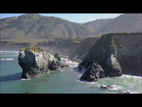Autonomous Tent Guest Video - Treebones Resort (Big Sur, CA USA)