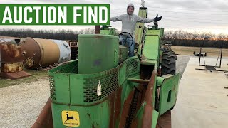 We Bought THREE John Deere Tractors And SPENT THE DAY Moving Them