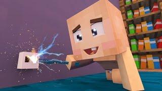 Minecraft: WHO'S YOUR DADDY?! - O BEBÊ QUASE MORREU!