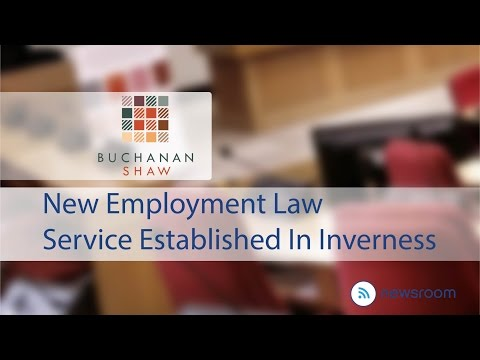 New Employment Law Service Established In Inverness