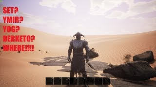 CONAN EXILES All archpriest locations