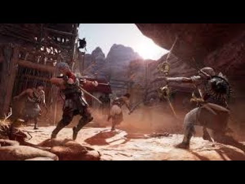 Assassin's Creed Origins: Discovery Tour | Trailer, new video games