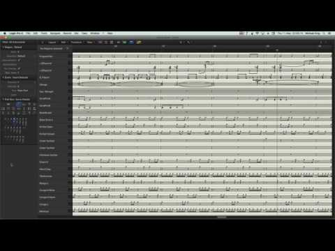 Lost In Music - Score