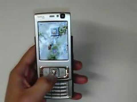 The On Games Nokia N95