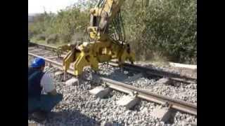 Aláverő adapter, video, 2010