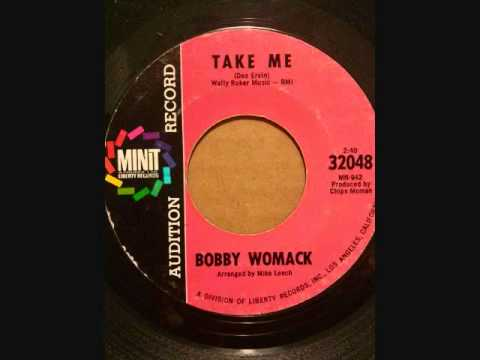 Bobby Wommack Find Me Somebody How Does It Feel