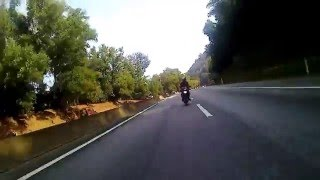KARAK Part 1 Yamaha TZM vs Kawasaki RR vs Kawasaki Ninja 250