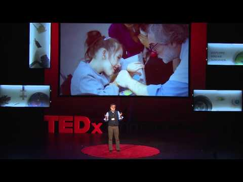 The serious business of clown doctoring | Thomas Petschner | TEDxChristchurch