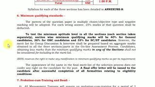 BSNL 2018 JOB NOTIFICATION FOR ENGINEERS