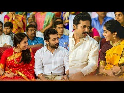 Surya Jyothika & Karthik Ranjini Latest...