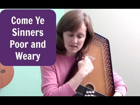 Come Ye Sinners | Hymn | Jendi's Journal