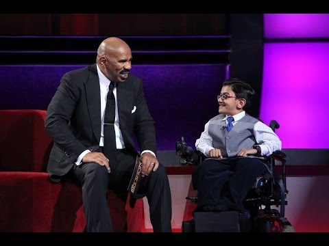 Sneak Peek Of Sparsh Shah On Little Big Shots, Hosted By Mr Steve Harvey