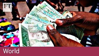 Venezuela's currency crisis