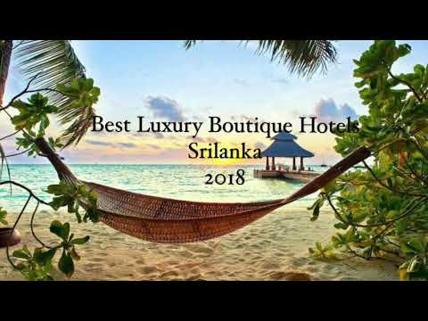 Luxury boutique hotels
