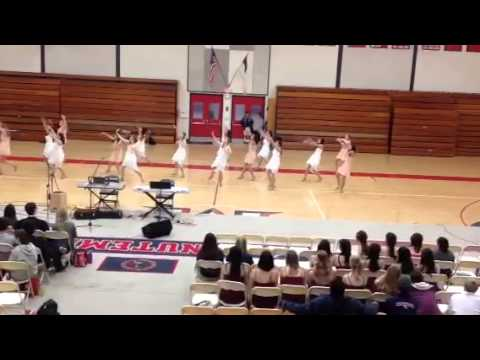 Into My Love: Maranatha High School Dance Team; Performing