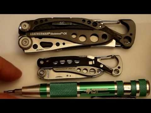 Leatherman Squirt Ps4 Secret Pin Storage Hole Doovi