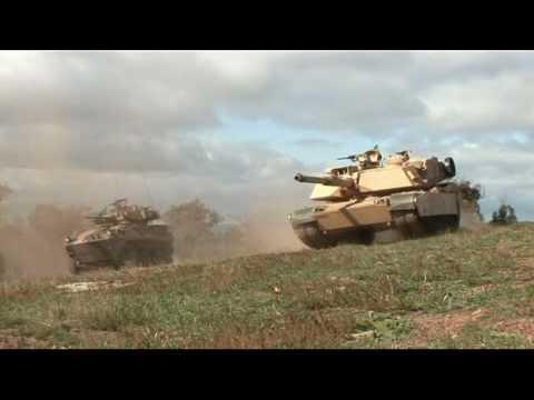 Australian Army Exercise Chong Ju