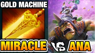 Miracle- Dota 2 [ALchemist] vs Ana & Makaveli- Another Level