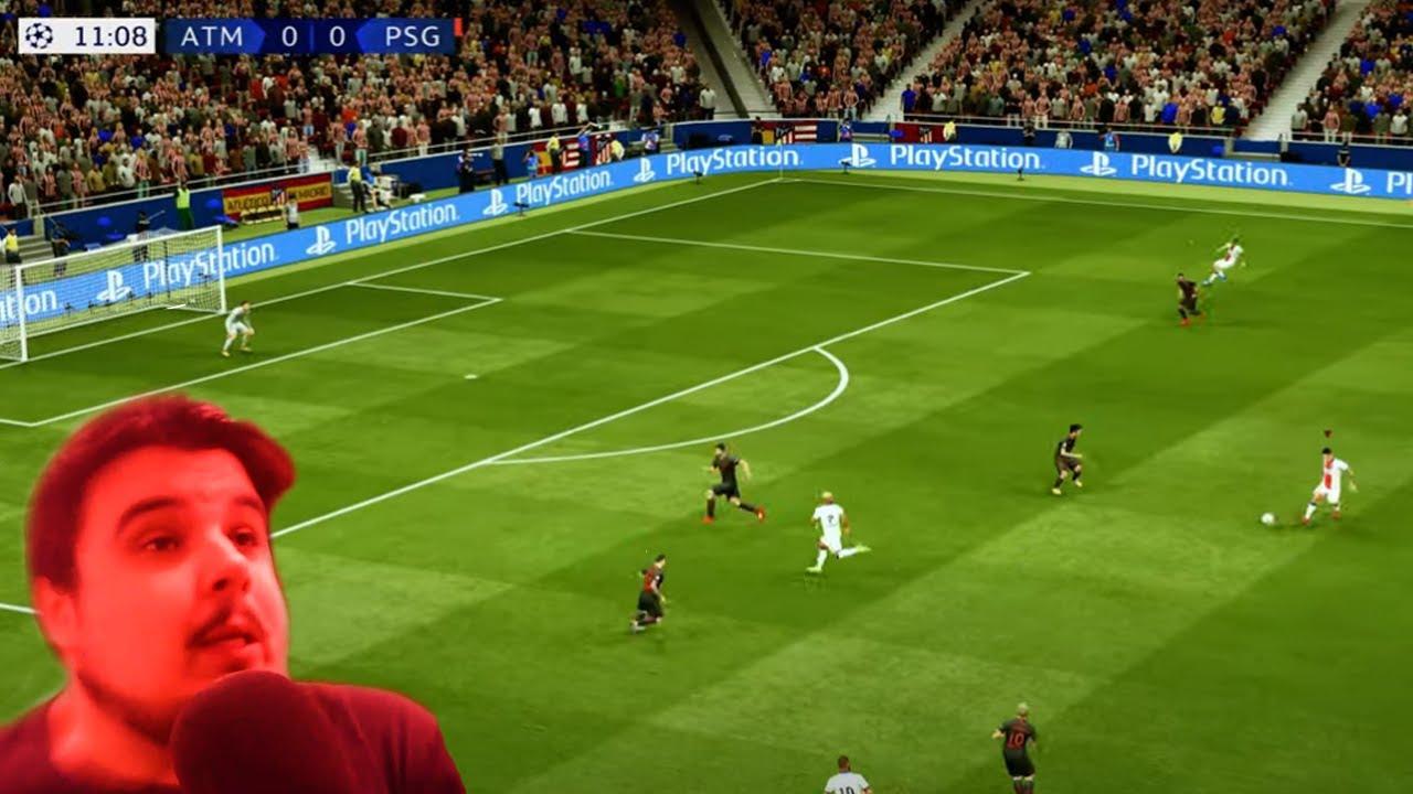 GAMEPLAY OFICIAL do FIFA 21 está...