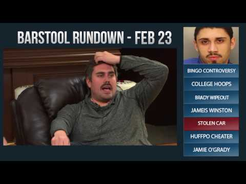 Barstool Rundown - February 23, 2017