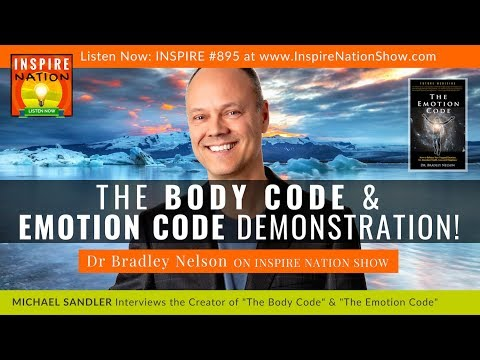 🌟DR BRADLEY NELSON: Best Interview on BODY CODE Demonstration, EMOTION CODE Muscle Testing Technique