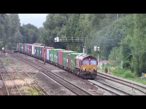 Banbury and Oxford rail August 2015