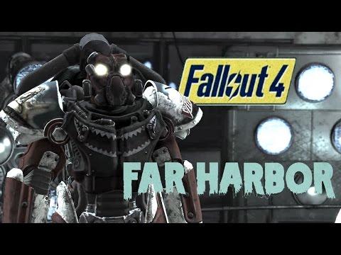 Fallout 4 (Acadian Ideals) Far Harbor DLC
