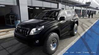 FORZA Motorsport 7 - 2016 Toyota Land Cruiser Arctic Trucks AT37 - Car Show Speed Crash Test .