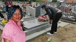 Aurelle MIAKIZABI née BASONGISA BITOUKOU rentre dans sa dernière demeure à Epinay sous sénart