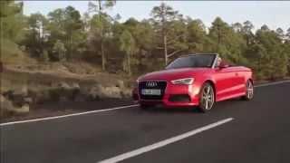 2014 Audi A3 Cabriolet S line Test Drive