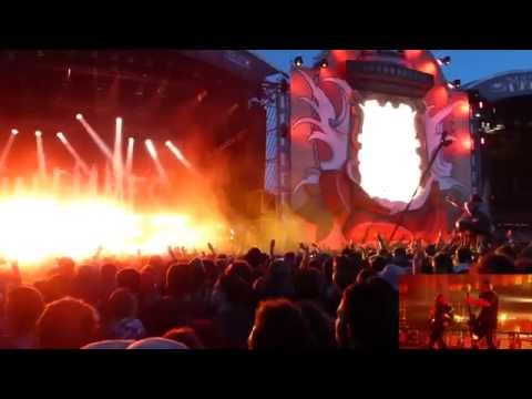 In Flames  Bullet Ride  at Hellfest 2015