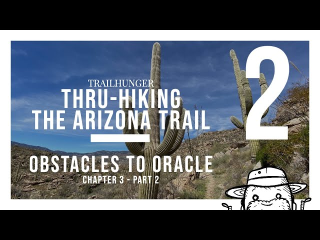 Arizona Trail 2020: Chapter 3 - Obstacles to Oracle - Part 2