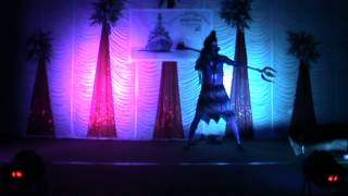 Shiva Parvathi Dance Performance by RajaSurya