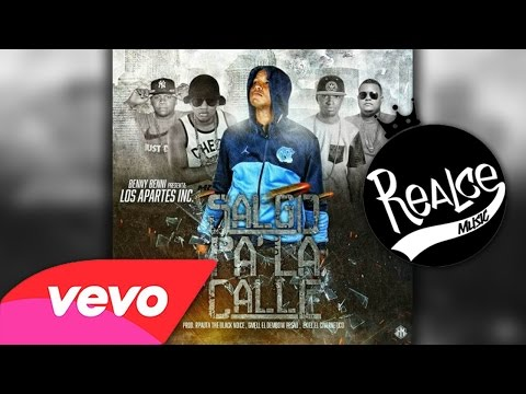 Salgo Pa La Calle - Benny Benni Ft JM El Monarca J Jacker G Ray e Irvin ►NEW ® REGGAETON 2015◄