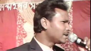 dilip sir  in a  stage show...santali great singer
