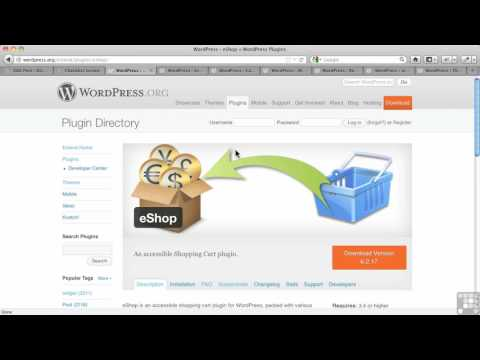 WordPress for E-Commerce - 62/132  -   Other Free Shopping Cart Plugins
