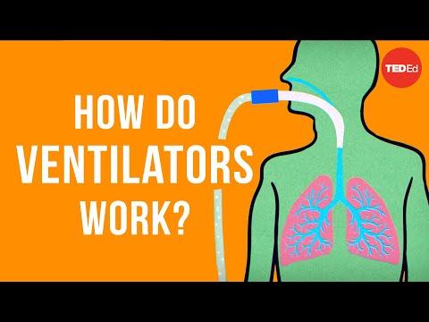 Video image: How do ventilators work? - Alex Gendler