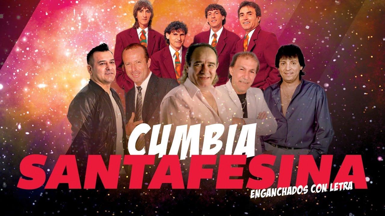 Enganchado Santafesino 2020 │ Cumbia Santafesina CON LETRA