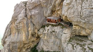 Finding the Most Secluded Cabin in Switzerland