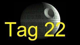 Space Engineers - Bau des Todesstern´s - Tag 22 -  Schicht um schicht