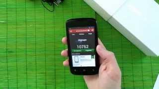Обзор смартфона Haier W716