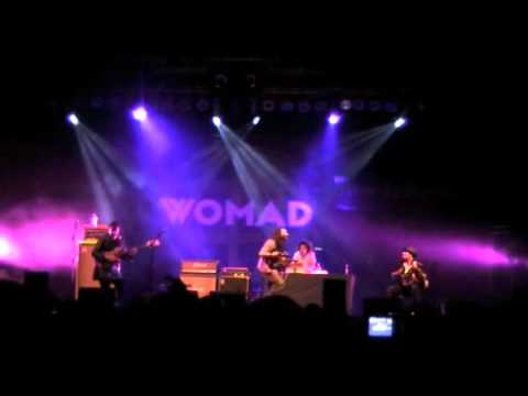 "Speed Caravan ""Galvanize"" live @ Womad NZ 09 Pt 1"